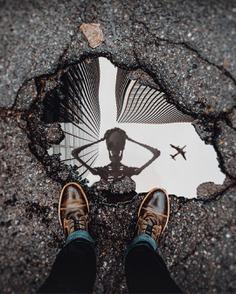 Dreamlike Photo Manipulations by Shaun Ryken