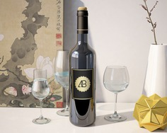 Wine bottle mock up Free Psd. See more inspiration related to Mockup, Template, Wine, Web, Website, Bottle, Mock up, Glass, Templates, Website template, Wine glass, Wine bottle, Mockups, Up, Web template, Realistic, Real, Web templates, Mock ups, Mock and Ups on Freepik.
