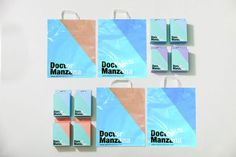 DoctorManzana #identity #stationery