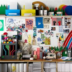 UPPERCASE magazine: scrapbook • workspaces: animation & illustration... #workspace