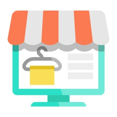 See more icon inspiration related to website, online shop, shopping cart, online shopping, web page, business, commerce and shopping, broswer and multimedia on Flaticon.