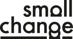 Not Another Folio   Small Change #design #graphic #identity #logo #typography