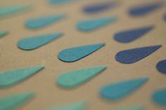 IMG_5761 #craft #rain #origami #cutting #punch #paper