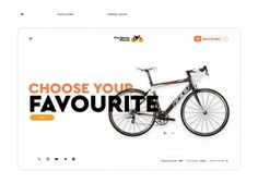 Providence Bicycle – website for a bike shop