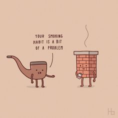 Funny Illustrations by Jaco Haasbroek #cute #illustration #funny