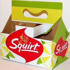 Pinned Image #six #squirt #pack #holder #carton