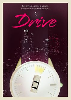 DRIVE (VARIANT) - Rocco Malatesta Posters & Prints