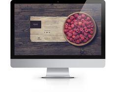 Stuzzi landing page #gourmet #italy #delicatessen #food