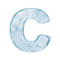 ice C #font #c #typography