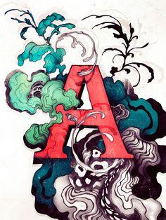 Sara Blake // Zso // Alphabet