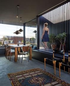 Floating Penthouse Berlin by Atelier Zafari
