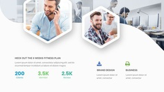 Business Platform Pitch Deck Powerpoint Template by ZinStudio | GraphicRiver