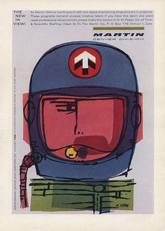 Martin Ad | Flickr - Photo Sharing! #page #graphic #illustration #vintage #modernism