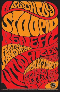 Slightly Stoopid - Gig Poster