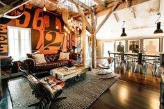 Ty Mattson SND CYN creative office www.mr cup.com #interiors