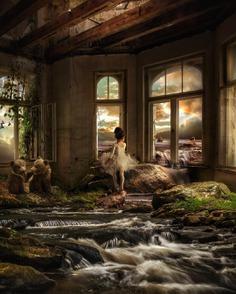 Surreal and Dreamlike Photo Manipulations by Marcel van Luit