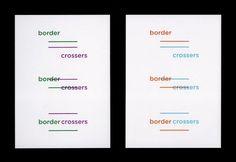 Fogelson-Lubliner » Border Crossers #fogelson #lubliner