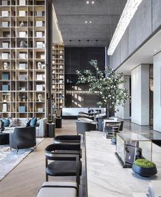 Ruyuan Sales Center by One-Cu Interior Design Lab - InteriorZine