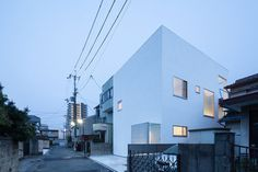 House T by Takeshi Hamada #minimalist #japanese #house #home