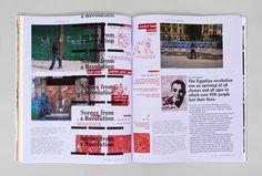 Spin — Print Magazine #layout