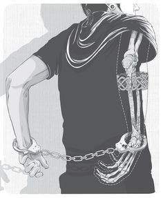 What! #tattoo #skeleton #x-ray