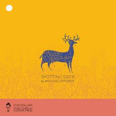 SpottingDeer.jpg (JPEG Image, 800x800 pixels) #illustration #art
