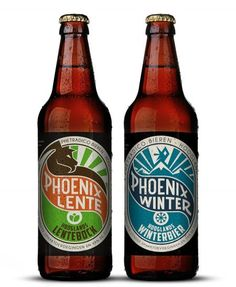 Phetradico Bieren | Oh Beautiful Beer #packaging #beer #label #bottle