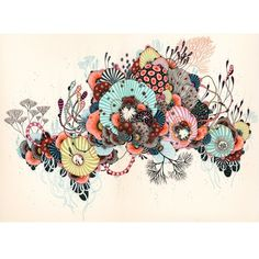 Yellena James - Gallery #illustration #design #graphic #drawing