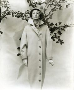 Norman Parkinson - Barbara Goalen, London Collections - Photos - Photohab - Photographer\\\'s Portfolios