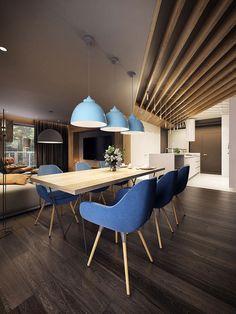 Modern Dinning table °1 - Apartment °1 #modern #dinningtable #salapranzo #moderna #appartamento #moderno