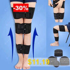 HOT #Professional #Posture #Corrector #O-leg #Correction #Belt #Orthotic #Band # #Personal #Care