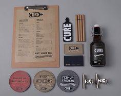 Cure #menu