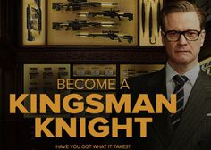 Become a Kingsman