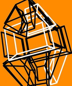 SF Exploder 02 | Flickr - Photo Sharing! #geometry #marius #wireframe #art #watz