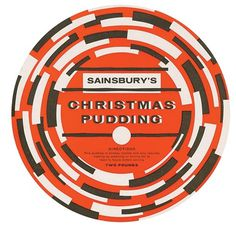 Own Label by Sainsbury's Design Studio - in pictures | Art and design | The Guardian #sainsburys #packaging #design #christmas #pudding