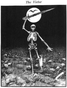 Mediocre at best #warrior #skeleton