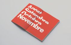 Atlas Teatre Principal, Editorial, graphic design, typography