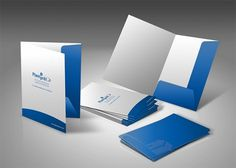 Planiprêt | WAHBA MEDIA | Graphic Design | Web Development | Branding #corporate #folder #pocket
