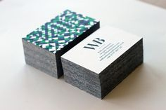 Business Cards on the Behance Network