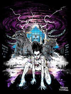 Gozer the Destructor #movie #ghostbusters #gozer #artwork #comic #illustration #zuul