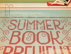 Summer Book Preview | Jessica Hische #type #hische