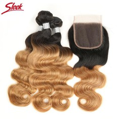 Best Cheap Sleek Brazilian Human Hair Body Wave Closure at Cosmetize UK. It is manufactured using 100% Brazilian Human Hair and is the premium choice for all fashionista. All varieties of synthetic wigs And Cosmetic product available at Cosmetize UK.