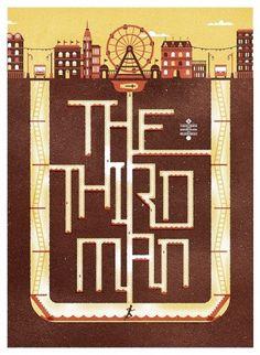 The Third Man: Scott Hill | Design.org #poster