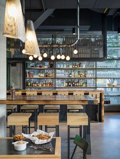 Juke Fried Chicken in Vancouver by Ply Architecture 8