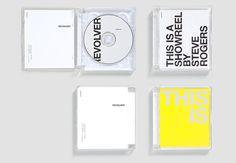 ten days #showreel #compact #disc #helvetica #cd