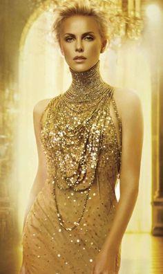 golden #woman #photography #golden #gold #fashion