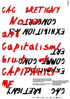 manystuff.org — Graphic Design daily selection » Blog Archive » Rencontre Les rendez-vous graphiques : Vier5 #design #poster