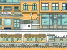 City #illustration