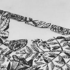 #abc #letter #a #rotring #fibron #illustration #ilustracion #drawingletters