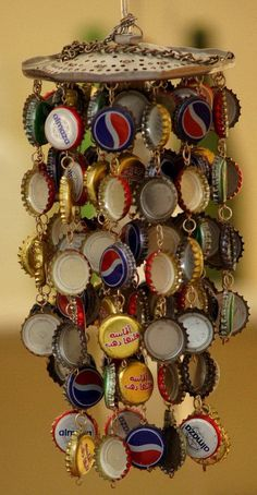 DIY Ideas with Bottle Tops